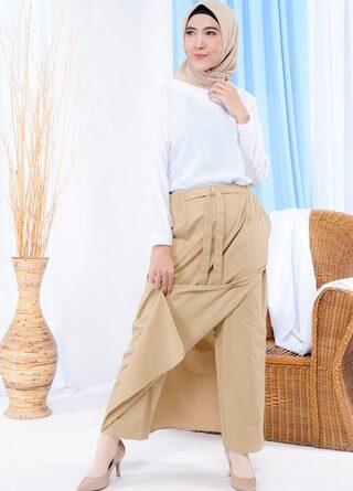 Rocella Rok Celana Rania - Beige