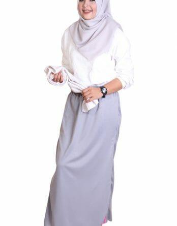 Rocella Rok Celana Sporty - Silver