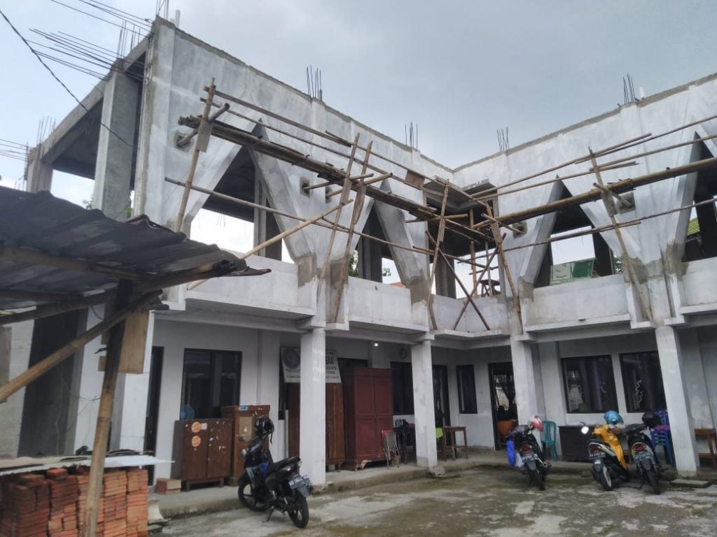 Pembangunan Gedung Wanita Islam Surakarta 1