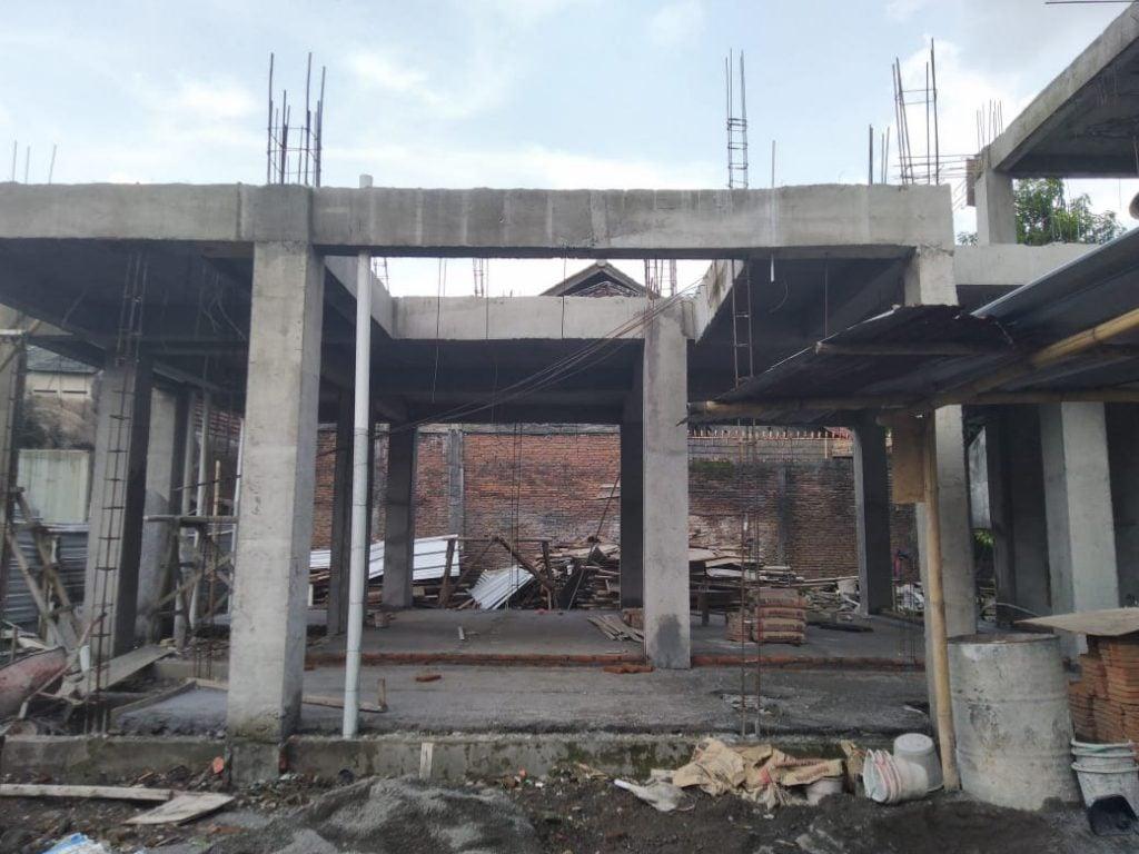 Pembangunan Gedung Wanita Islam Surakarta
