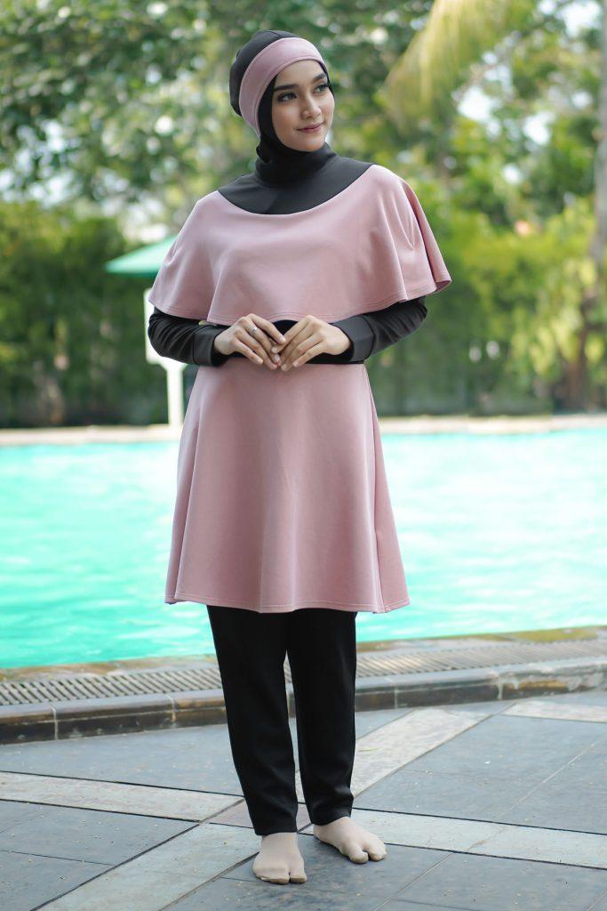 Rocella Swimwear Marina - Dusty Pink