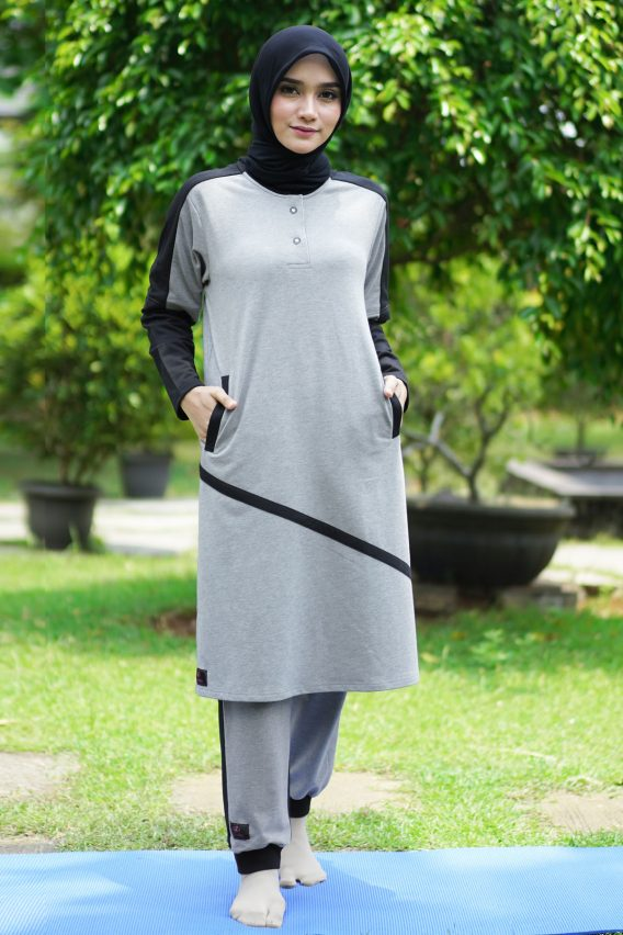 Rocella Kaos Ravena Light Grey