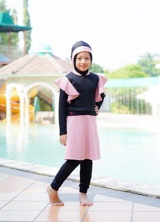 Rocella Swimwear Kids Karina - Dusty Pink